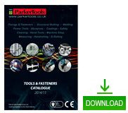 Download latest tools catalogue