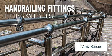 Handrailing Fittings - Putting safety first